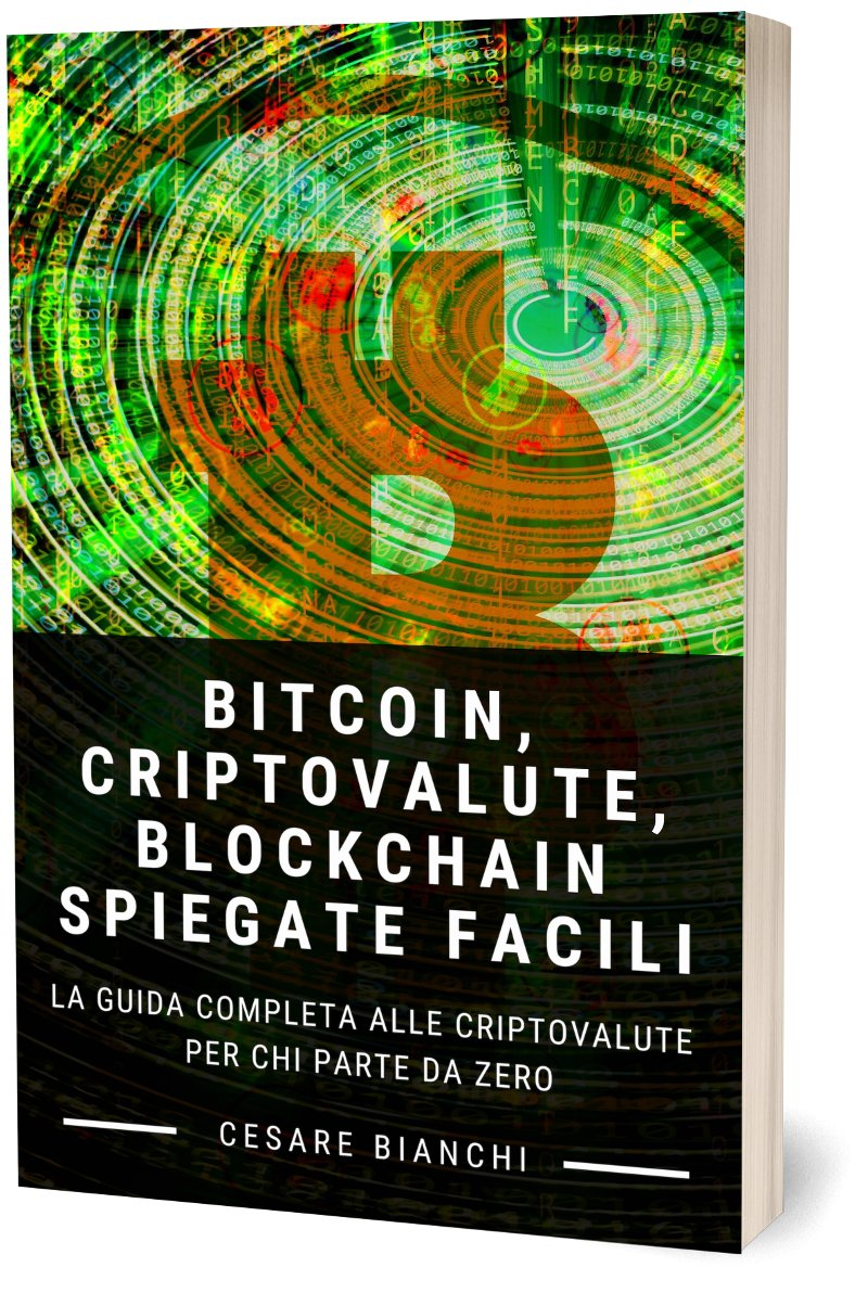 Manuale facile bitcoin criptovalute blockchain smart contract ico dapp